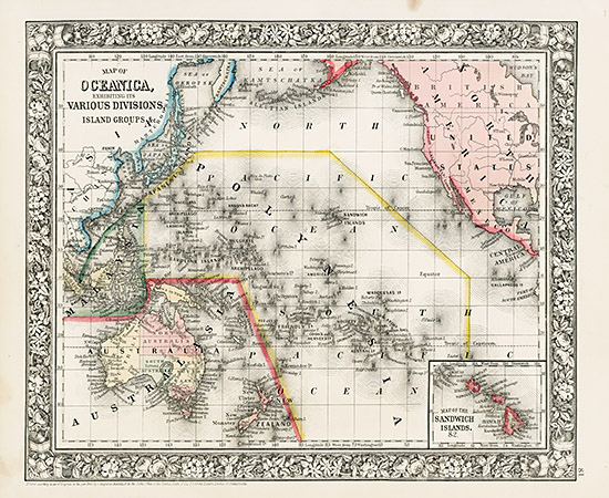 Mitchells Atlas Antique Maps From - Where to buy antique maps